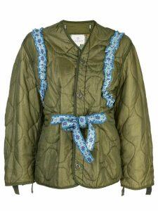 Rentrayage The Ajumma jacket - Green
