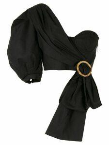 Acler Glendale top - Black