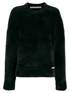 Alexander Wang Chynatown ribbed jumper - Black