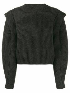 Isabel Marant Bolton knitted jumper - Grey