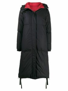 Parajumpers hooded down jacket - Black