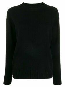 IRO round neck pullover - Black