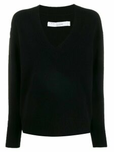 IRO V-neck sweater - Black