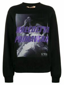 Gina Maledetta Primavera sweatshirt - Black