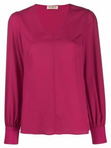Blanca Vita loose-fit blouse - PINK