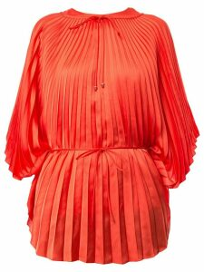 Stella McCartney sleeveless shift top - ORANGE