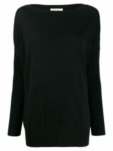 Snobby Sheep oversized knit sweater - Black