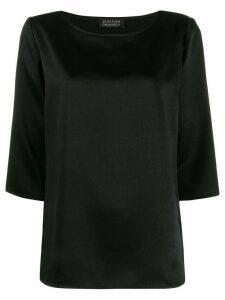 Gianluca Capannolo loose fit blouse - Black