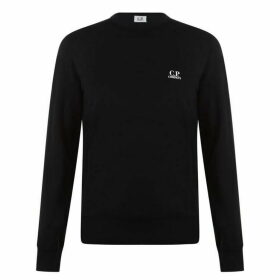 CP Company Print Cotton Sweater