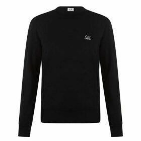 CP Company Print Cotton Sweater