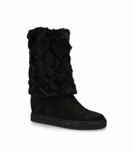 Suede Cavaillon Sneaker Boots 60