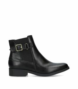 Leather Rich Boots 35