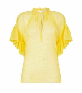 Julius Ruffled Blouse