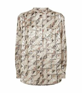 Printed Daws Shirt