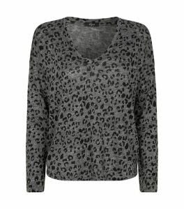 Sami Leopard Print Top