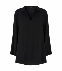 Fran Silk Blouse