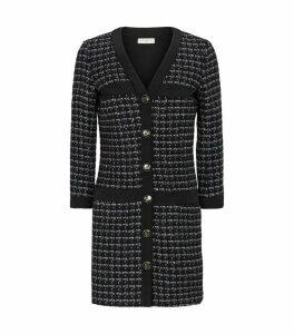 Tweed Coat MIni Dress