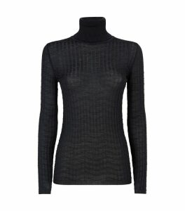 Lightweight Rollneck Sweater