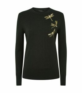 Nelina Dragonfly Sweater