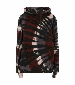 Brooklyn Cotton Tie-Dye Hoodie
