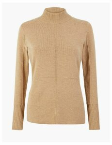 Autograph Turtle Neck Slim Fit Jumper