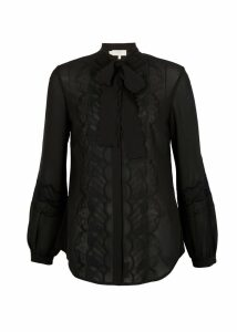 Anastasia Blouse Black 18