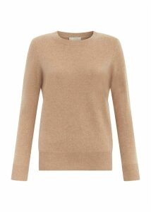 Freya Cashmere Sweater Camel