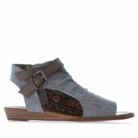 Womens Stella Ankle Boots