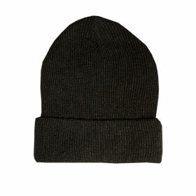 Vero Moda Womens Glama Beanie Hat Size One Size in Black
