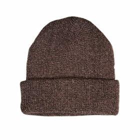 Womens Glama Beanie Hat