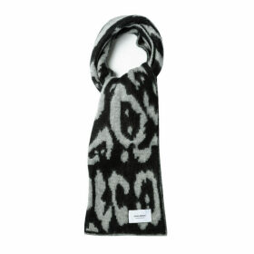 Vero Moda Womens Rica Long Scarf Size One Size in Grey