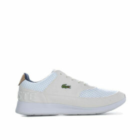Lacoste Womens Chaumont Trainers Size 8 in White