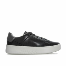 Geox Womens Nehnbus Trainers Size 7 in Black