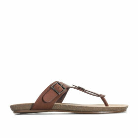 Blowfish Malibu Womens Greco Sandals Size 6 in Brown