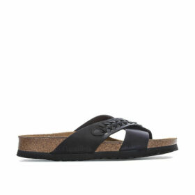 Womens Daytona Leather Sandals Narrow Width