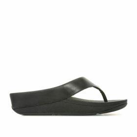 Womens Ringer Toe Post Sandals