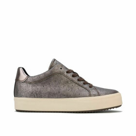 Womens Blomiee High Trainers