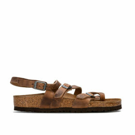Womens Seres Leather Sandals Regular Width