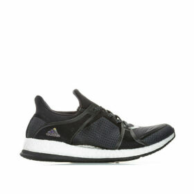 adidas Womens Pure Boost X Trainers Size 4 in Black