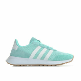 adidas Originals Womens FLB Runner Trainers Size 3.5 in Blue