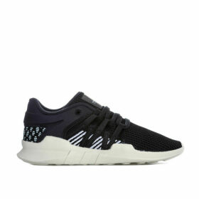 adidas Originals Womens EQT Racing Adv Trainers Size 3.5 in Black