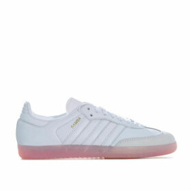Womens Samba Trainers