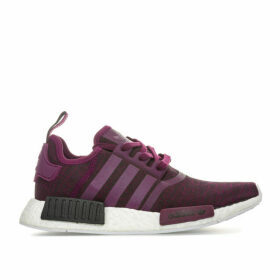 adidas Originals Womens NMD R1 Trainers Size 7.5 in Purple