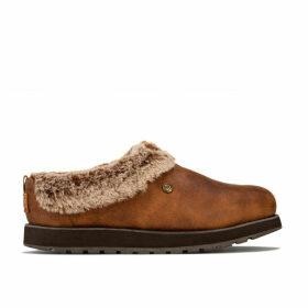 Skechers Womens Keepsakes R E M Slippers Size 8 in Brown