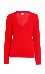 Ando Knit V-Neck Jumper