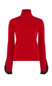 Elsie Roll Neck Jumper
