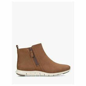 Cole Haan Zero Grand Side Zip Ankle Boots