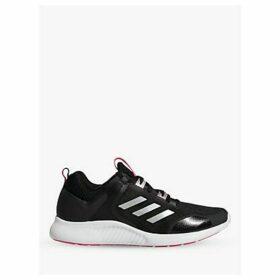 adidas Edgebounce 1.5 Women's Running Shoes, Core Black/Silver Met./Shock Pink