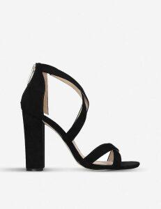 Faun faux-suede sandals