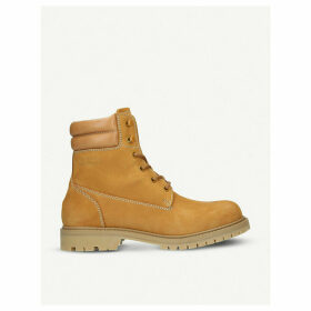 Prendalind waterproof leather boots